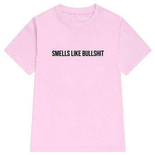 Smells Like Bullshit Tee