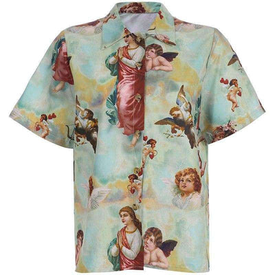 Angel Cherub Shirt - Own Saviour - Free worldwide shipping