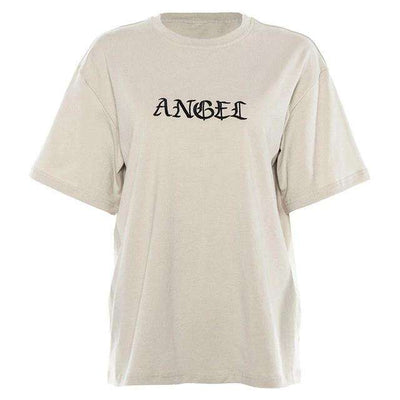 Gothic Angel Tee - Own Saviour - Free worldwide shipping