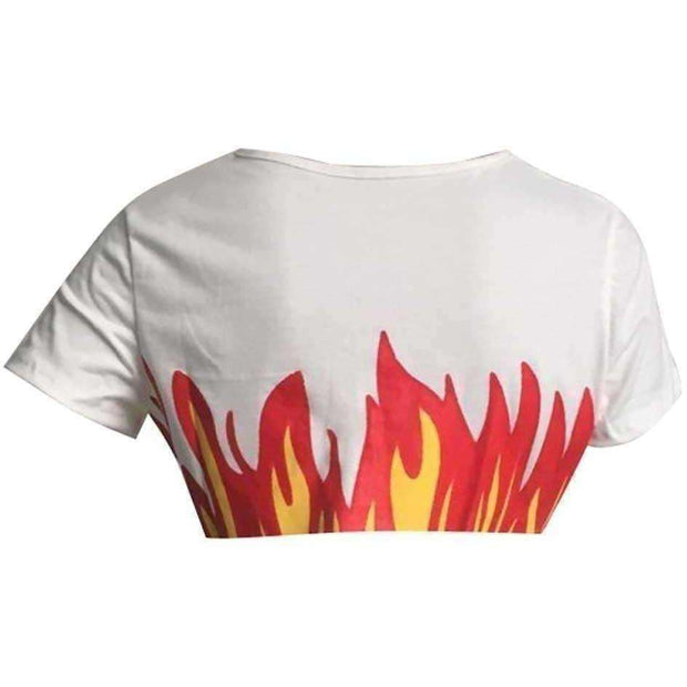 Pyro Crop - Own Saviour - Free worldwide shipping