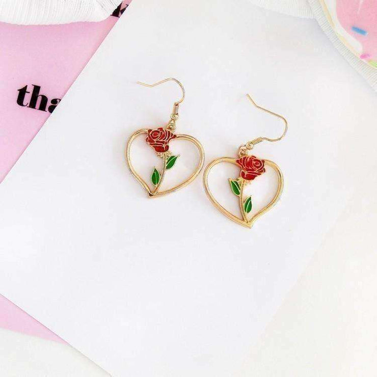 Romance Earrings - Own Saviour - Free worldwide shipping