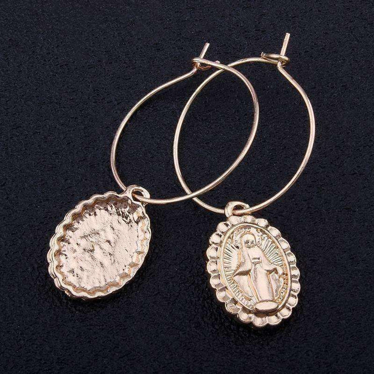 Saviour Earrings - Own Saviour - Free worldwide shipping