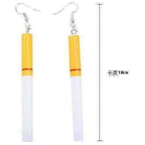 Smokers Earrings-Own Saviour