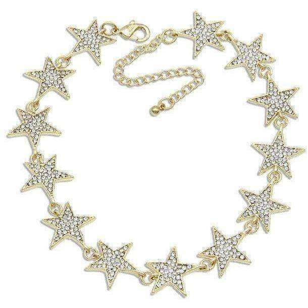 Stargazer Choker-Own Saviour