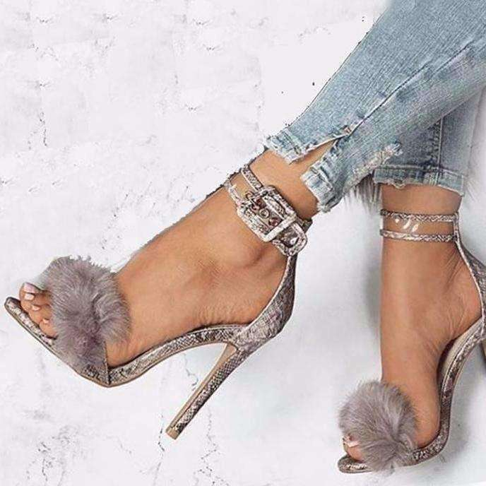 Tallie Fur Heels-Own Saviour