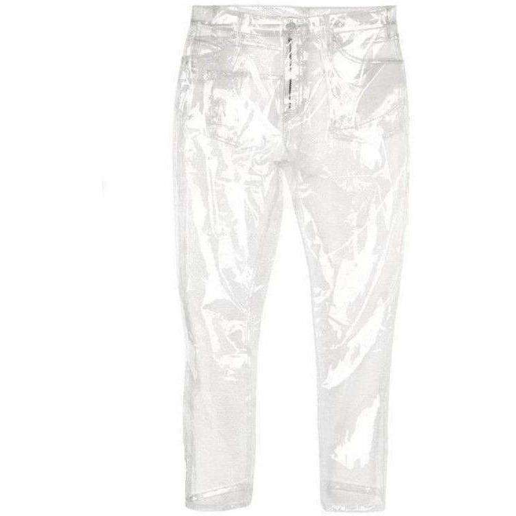 Transparent PVC Pants-Own Saviour