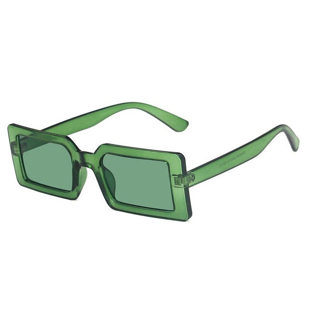 Neon Rectangular Shades - Own Saviour - Free worldwide shipping