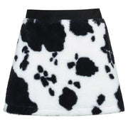 Faux Fur Cow Skirt - Own Saviour - Free worldwide shipping