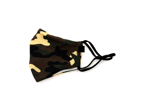 Camouflage Kids Mask