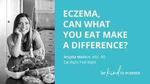 Eczema, can what you eat make a difference?