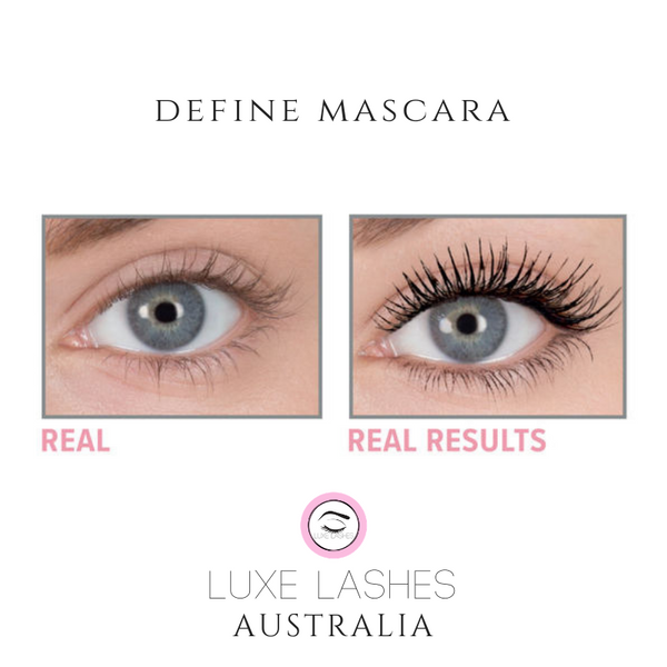 Luxe Lashes Define Mascara
