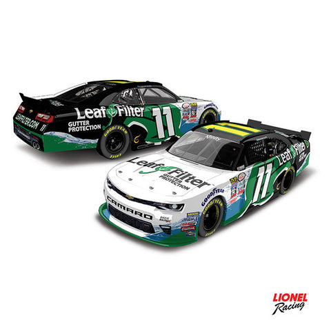 LeafFilter #11 - Chevy Camaro (2016-2017): 1:24 Die-Cast Replica
