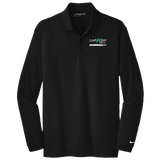 LeafFilter Racing: Nike Long Sleeve Polo