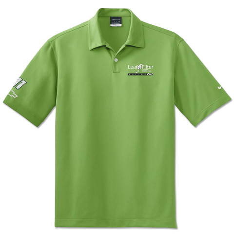 LeafFilter Racing: Dri-FIT Polo