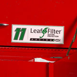 Decal: LeafFilter Racing