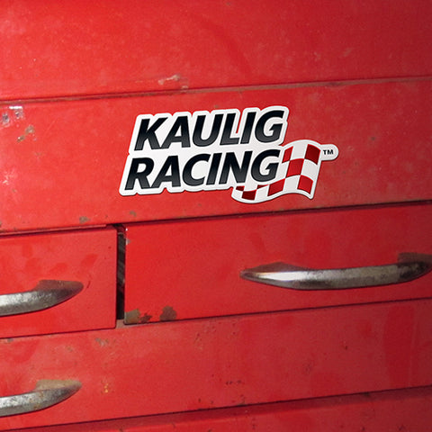 Decal: Kaulig Racing Logo