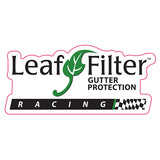 Decal: LeafFilter Racing Logo
