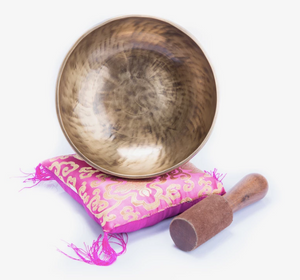 Full Moon ~ Singing Bowl ~ For Relaxation And Sound Therapy
