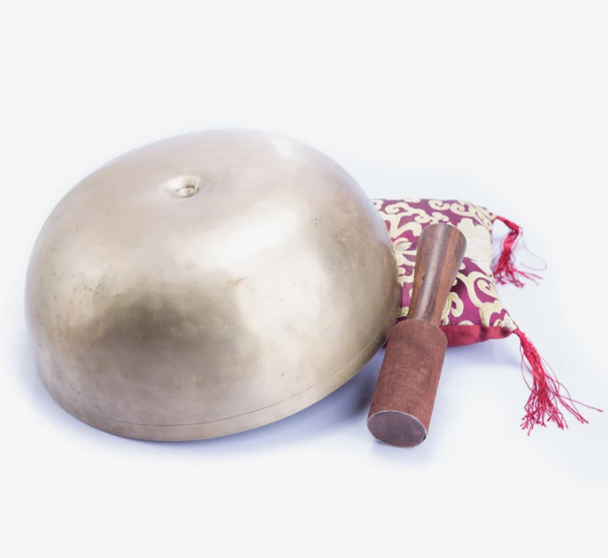 Handmade Lingam Singing Bowl ~ Best for Chakra Healing, Meditation And Yoga
