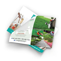 Flyers - Graphic Design and Printing in Arklow, Wicklow