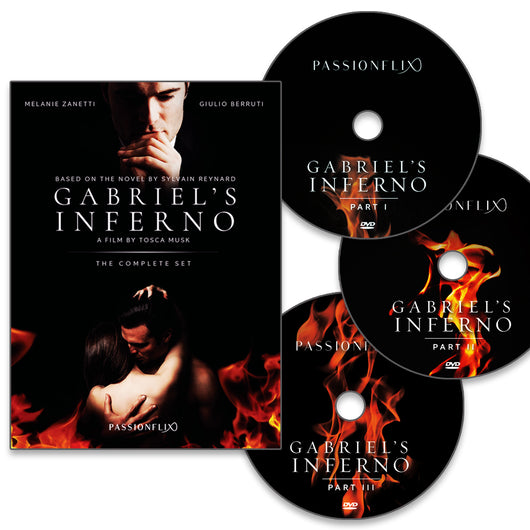 Gabriel's Inferno - The Complete Set (DVD)