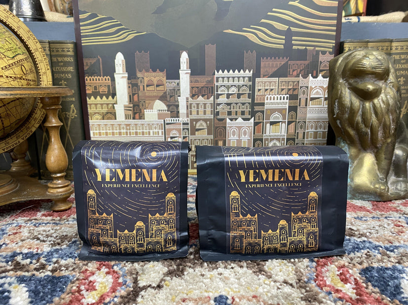 Yemenia | The Future of Arabica Coffee - Mad Priest Coffee