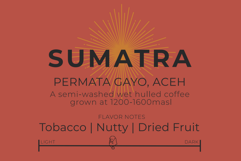 Sumatra | Permata Gayo - Mad Priest Coffee