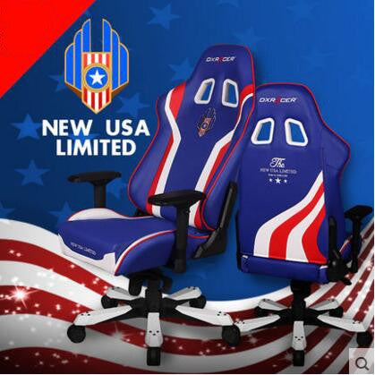 Dexracer Limited Special Editions swivel gaming chair