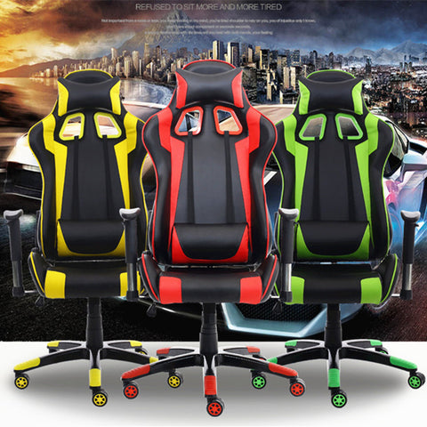 WCG Gaming Chair Reclining