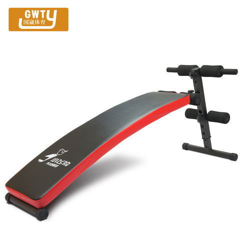 Sit Up Benches for fitness Inversion Table Crunches Board waist/abdomen trainer bench for Home Exercise Bodybuilding Equipment