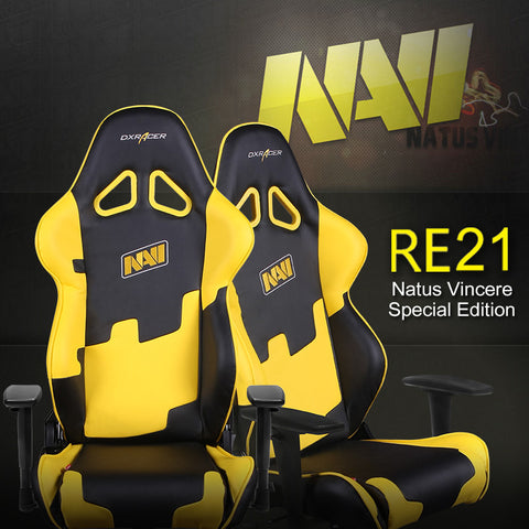 Dexracer NAVI Limited Edition swivel gaming chair