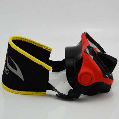Greater Comfort Diving Scuba Mask Head Strap