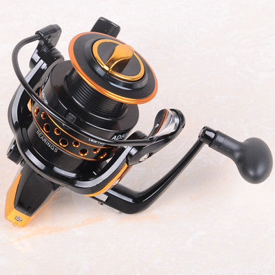 90%OFF 2016 New German Technology 12+1 BB Bearing Balls 2000-9000 Spinning Reel Hot Sale for Hynix Feeder Fishing reel pesca