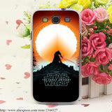 Star Wars The Force Awakens BB-8 Droid Hard Transparent Case Cover for Galaxy S3 S4 S5 & Mini S6 S7 Edge Plus Case Cover
