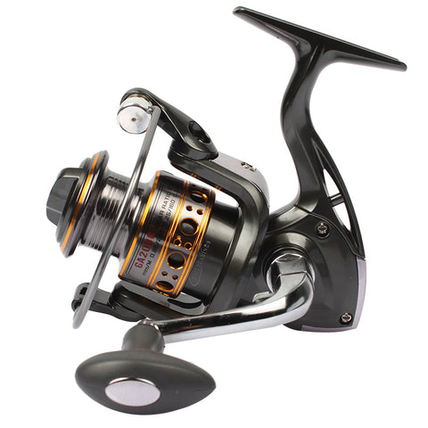 Spinning Fishing Reel 12BB + 1 Bearing Balls 1000-7000 Series Spinning Reel Boat Rock Fishing Wheel