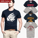 New 2015 American Style Summer Men shirt Cotton Short Sleeve Man Clothing  Male Apparel Men T-shirt  Camisetas Masculinas S-XXL