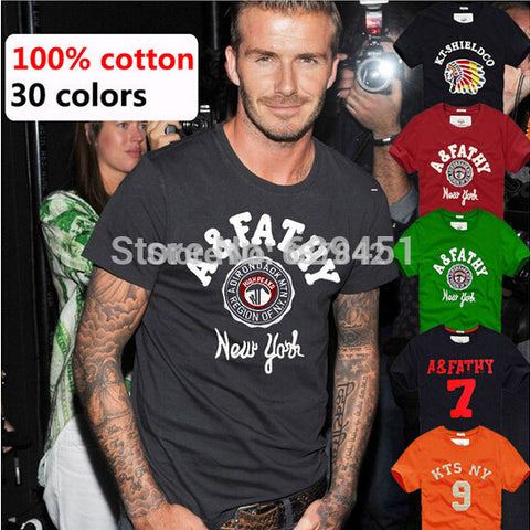100%  Quality Cotton T-Shirts Men