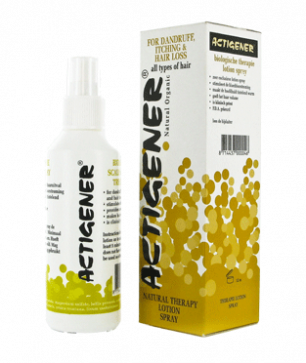 Actigener Natural Organic Lotion Spray