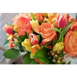 Scented Short Bouquet, Flowers - Oasis Florists terenure-delivery-dundrum-rathfarnham-dublin1