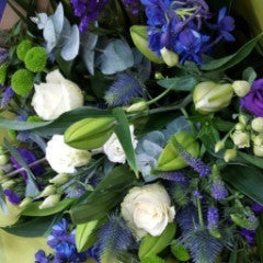New Baby Boy Bouquet, Flowers - Oasis Florists-terenure-dundrum-knocklyon-rathfarnham-rathmines