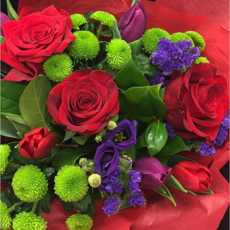 Seasonal Mixed Bouquet, Flowers - Oasis Florists