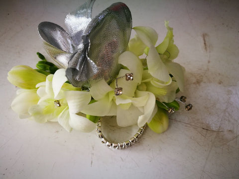 Debs Corsage Made to Order,  - Oasis Florists