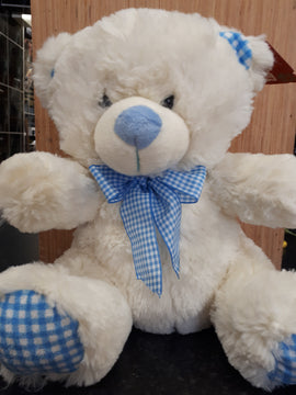 Baby Boy Teddy Bear *sold out*,  - Oasis Florists