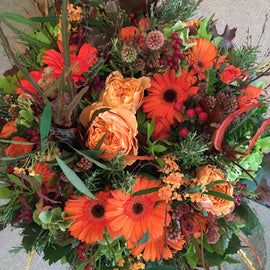 Vibrant Bouquet,  - Oasis Florists
