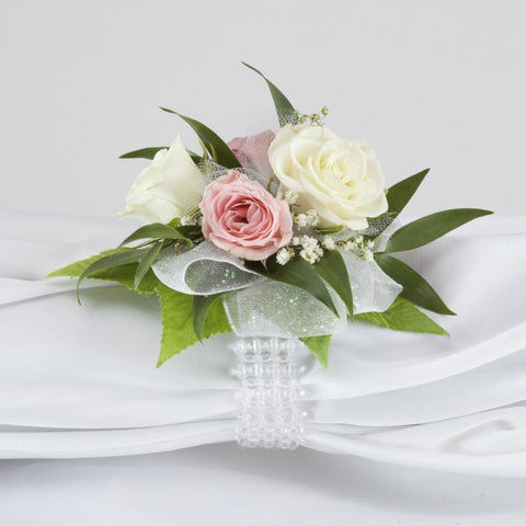 Debs Corsage Made to Order, Flowers - Oasis Florists