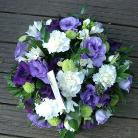 Gentlemans Funeral Posie | Oasis Florist Terenure Dublin | Delivery Nationwide
