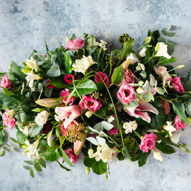 Funeral Sheaf, Wreath - Oasis Florists