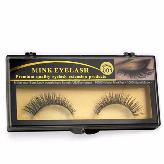 Handmade False Eyelashes (001)