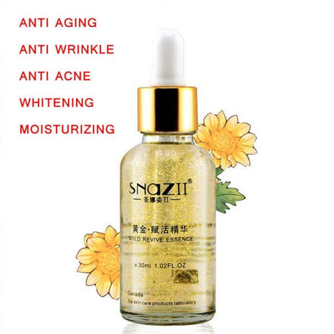 24K Gold Anti Aging Gold Water