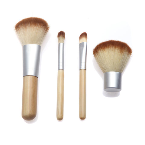 5 Pcs Kabuki Make up Brushes